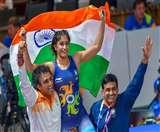 विनेश फोगाट ऐसा करने वाली पहली भारतीय महिला पहलवान बनीं, 2020 टोक्यो ओलंपिक गोल्ड पर निशाना