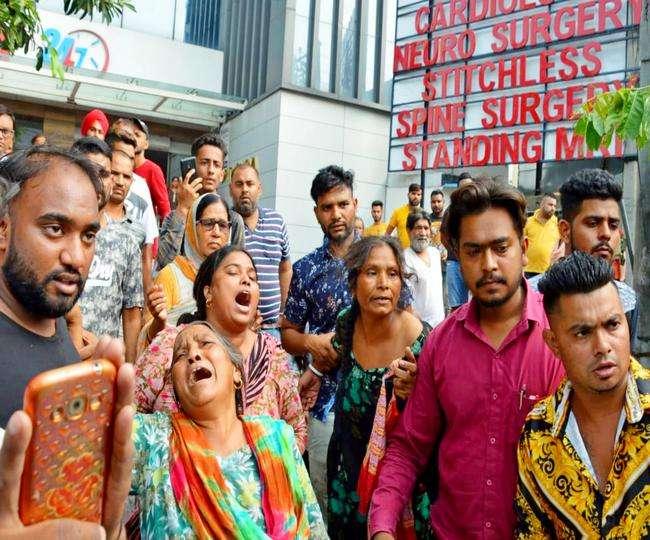 पंजाबी गायक मास्टर सलीम की भाभी को तेज रफ्तार ट्रक ने रौंदा, मौत Jalandhar News