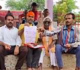 PM Modi के जन्मदिन पर खून से लिखा खत, मांगा अलग बुंदेलखंड राज्य Mahoba News
