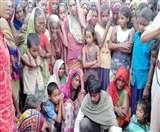 मधुबनी में पिकअप वैन की ठोकर से एक की मौत, आक्रोशित लोगों ने किया सड़क जाम Madhubani News