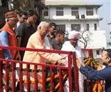 मोहन भागवत ने सोलन में श्रीकृष्ण के पांच अवतारण मंदिर का किया लोकार्पण, कही यह बात
