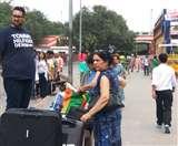 Delhi NCR Transport Strike: 51 संगठनों का चक्का जाम, दिल्ली-NCR में ऑटो-टैक्सी में तोड़फोड़