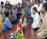 बेतिया गवर्नमेंट मेडिकल कॉलेज पहुंचे पप्पू यादव, सामूहिक दुष्कर्म पीड़िता से की बातचीत West Champaran News