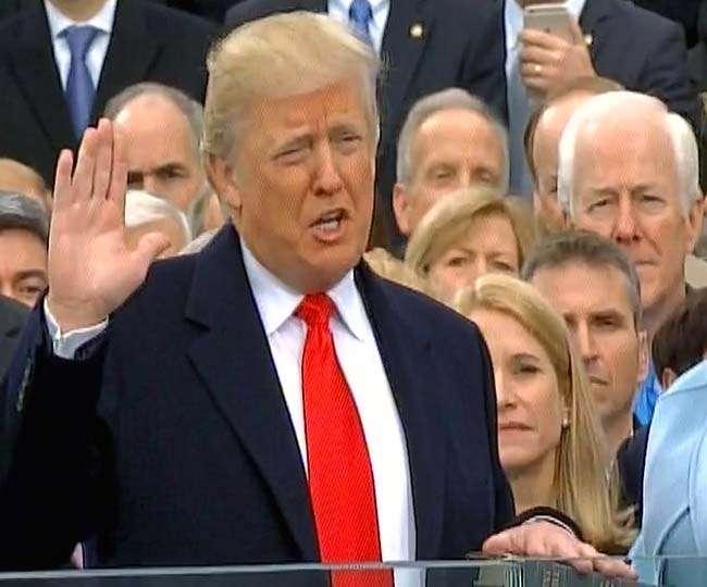 अमरीका में आगामी राष्ट्रपति चुनाव से पहले बड़ासियासी देखने को मिली हलचल