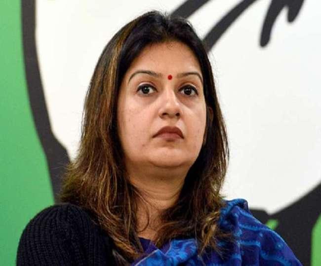 प्रियंका चतुर्वेदी ने दिया कांग्रेस से इस्तीफा, शिवसेना में होंगी शामिल