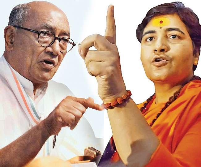 Lok Sabha Election 2019 : हिंदू-मुस्लिम ध्रुवीकरण में फंसी भोपाल की लड़ाई