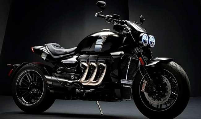Triumph की Rocket III बाइक का प्रोडक्शन मॉडल आया नजर, मिलेंगा अब तक का सबसे पावरफुल इंजन