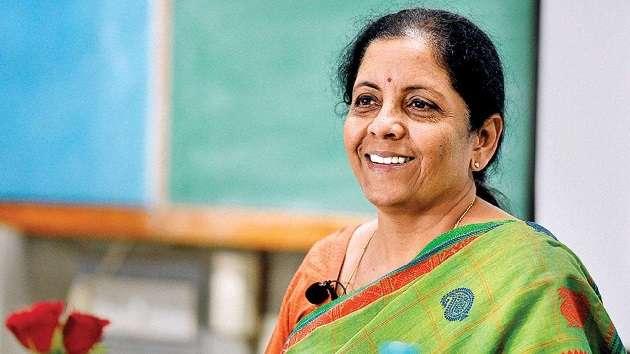 Nirmala Sitharaman Finance Minister of India will present Budget ...
