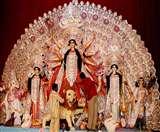 Shardiya Navratri 2019 Durga Aagman: नवरात्रि पर बन रहा शुभ संयोग, हाथी पर सवार होकर आ रही हैं माँ दुर्गा