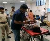 कोचिंग सेंटर की तीसरी मंजिल से नीचे गिरी छात्रा, दोनो पैरों की हड्डियां टूटी, हालत गंभीर