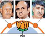 Pressure politics: नेताओं पर भगवा रंग तो चढ़ा पर कांग्रेस कल्चर अभी बाकी