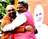 Jharkhand Assembly Election 2019: अमित शाह ने की मैराथन बैठक, ओम माथुर से बंद कमरे में चर्चा Insight Story
