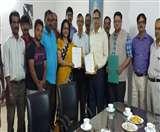 BONUS : स्टील सिटी प्रेस में 19 प्रतिशत बोनस Jamshedpur News