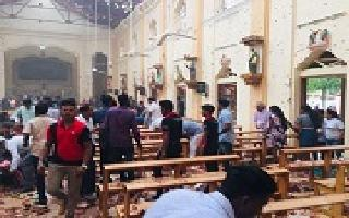 Sri Lanka blasts toll rises to 290: Blasts hit churches, luxury hotels on..