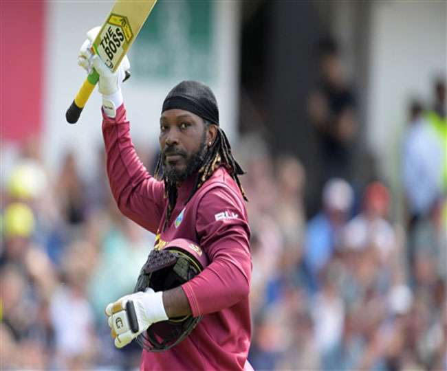 India vs West Indies: Gayle surpasses Lara to become highest run-scorer for Windies in ODIs