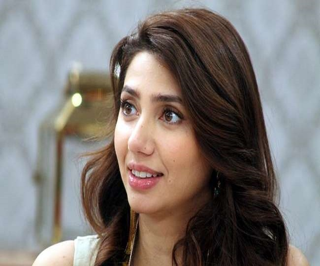 Heaven is burning, we silently weep': Mahira Khan on India's