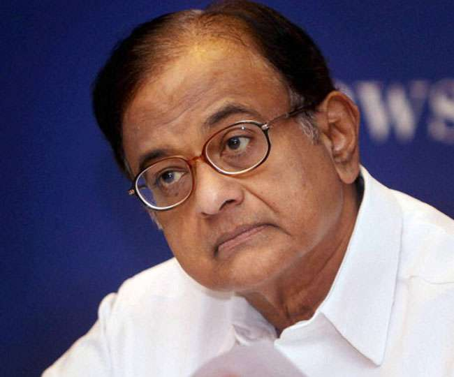 'Untraceable' Chidambaram surfaces at Congress HQ, asks probe agencies to respect law