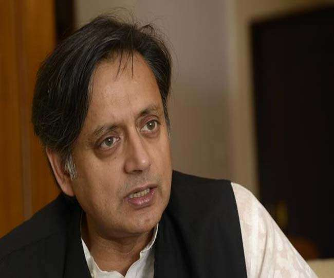 Tharoor wishes Jaitley speedy recovery, says 'looking forward to crossing political swords with him'