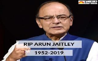 Arun Jailtey, BJP stalwart and PM Modi's mainstay, passes away at 66