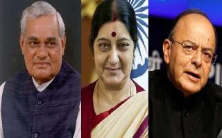 Six former CMs among eight political gems India lost within a year