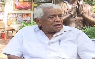 Former MP CM Babulal Gaur dies at the age of 89, PM Modi offers condolence
