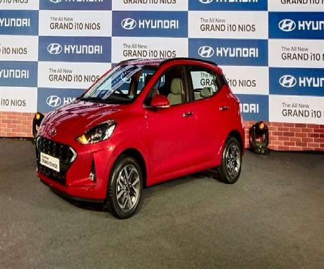 Hyundai Grand i10 Nios hatchback launched in India, Check for price and more details here