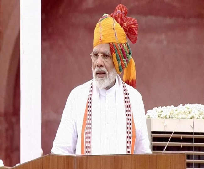 PM Modi on Independence Day: 'If we can ban Sati and dowry, why not triple talaq'