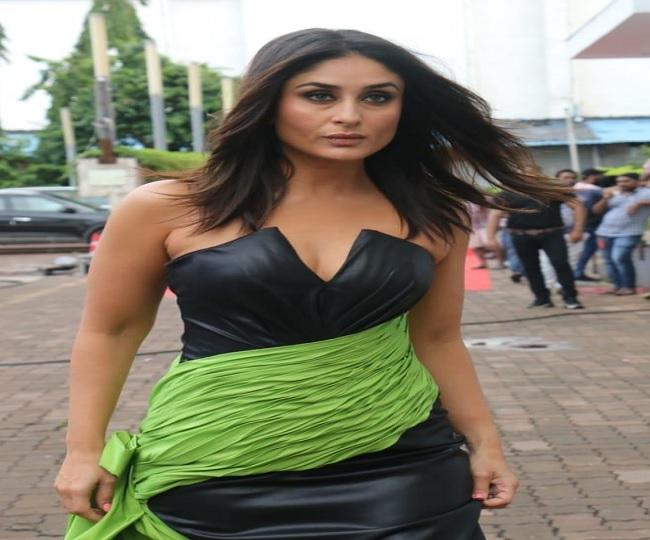 Kareena Kapoor Khan looks exquisite in blue-lime green ...