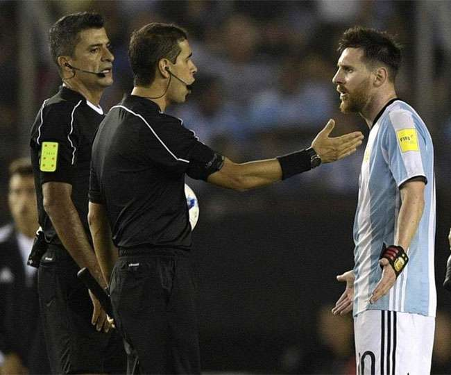 CONMEBOL bans Lionel Messi from international football for three months for his 'corruption' remarks