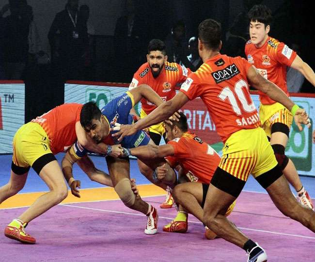 Pro-Kabaddi League 2019: Gujarat Fortunegiants to face unbeaten Dabang Delhi today