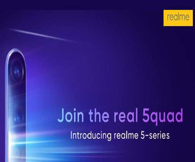 Realme 5-series set to launch on August 20 at Flipkart, check here for price and more info