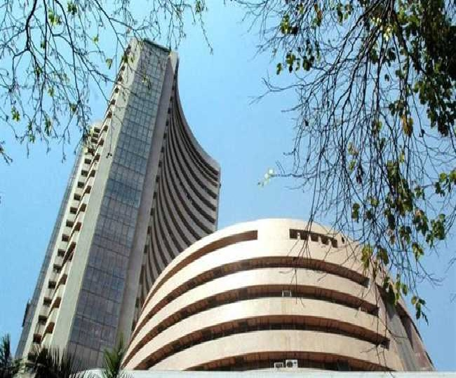 Sensex plunges over 600 points, Nifty goes below 11000 as auto and telecom stocks drag