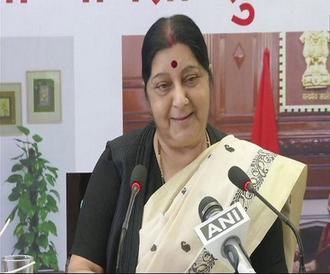 RIP Sushma Swaraj | 'Huge loss for India': Sports fraternity mourns former EAM