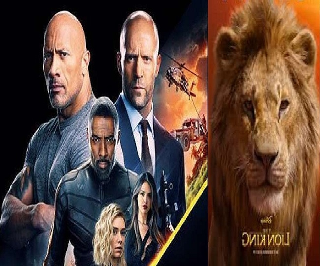 Box office collection: The Lion King crosses 150 crore mark, Fast and Furious fails to go big
