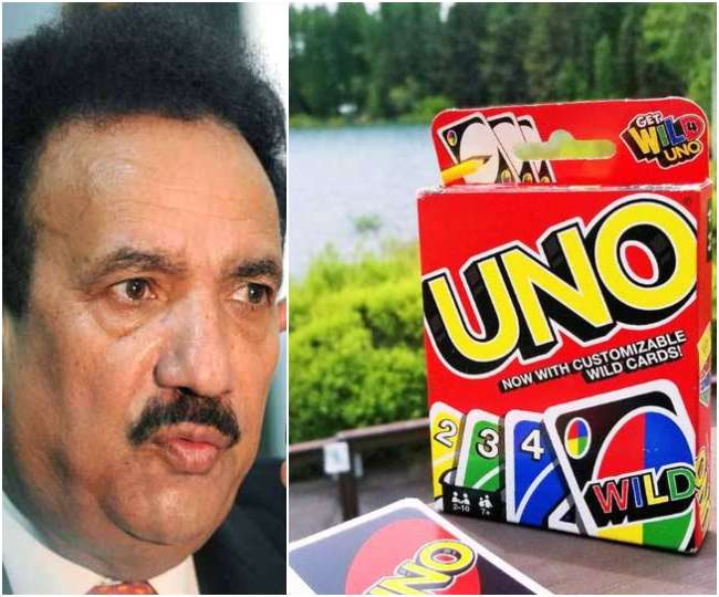 Comedy of errors! Pak politician tags UNO card game on Twitter instead of United Nations to complain against India