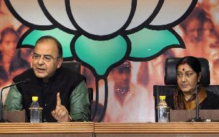 First Sushma Swaraj, now Arun Jaitley: BJP suffers two irreparable losses within days