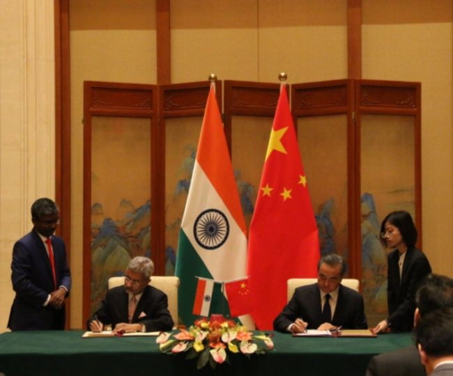 India dismisses Beijing's concerns on territorial claims, says decisions on J-K internal matter