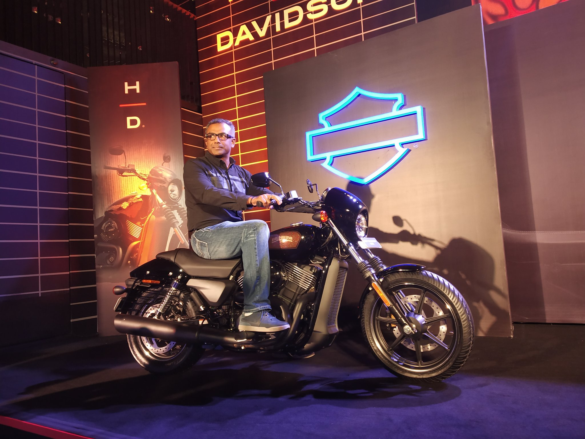 Harley Davidson launches Street 750 on its 10th anniversary in India