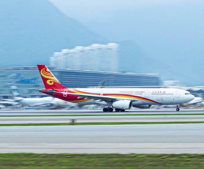 Hong Kong airport authority suspends flight check-ins for second straight day