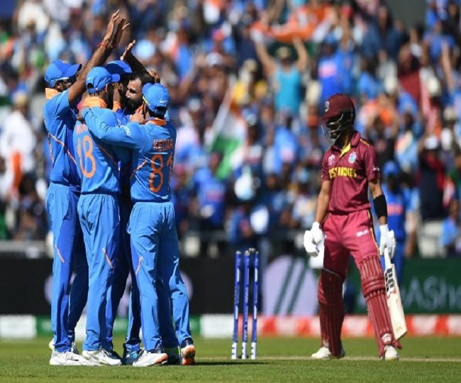 India vs West Indies: Virat Kohli shines as India beat West Indies by 59 runs via DLS method