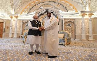 PM Modi conferred with UAE's highest civilian award 'Order of Zayed'