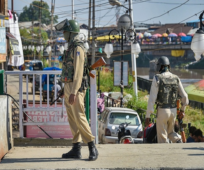 Restrictions lifted in Jammu, to continue in Kashmir for some time: J-K Police