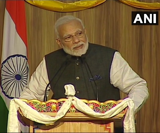 'Inspired by Lord Buddha': PM Modi to students on 'Exam Warriors'