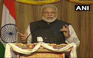 'Bhutan has understood the spirit of harmony and togetherness': PM Modi to students in Bhutan