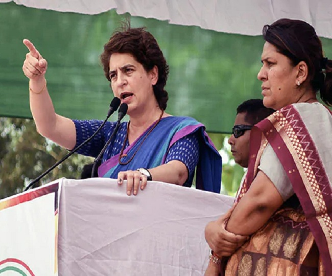 'He's being shamefully hunted down': Priyanka backs Chidambaram amid CBI crackdown