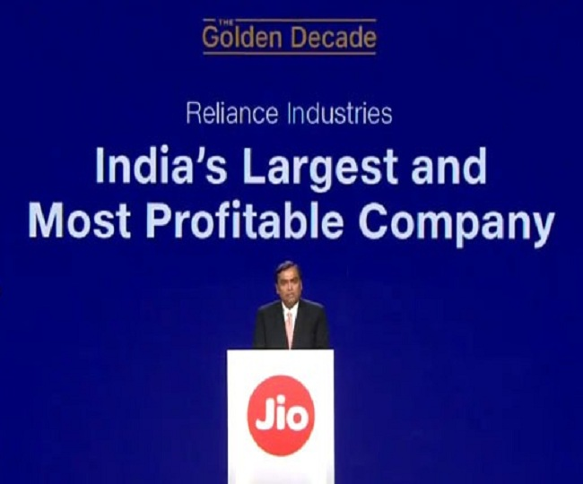 Reliance AGM 2019 Highlights: 'Will soon make many announcements in Jammu, Kashmir and Ladakh'