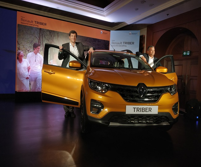 Renault Triber launched in India, check price and specifications here