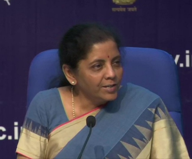 'CSR violation no longer a criminal offence will now be treated as civil': Nirmala Sitharaman