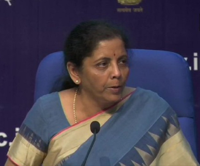 'India still fastest growing economy': Sitharaman outlines road ahead for Indian economy   Highlights