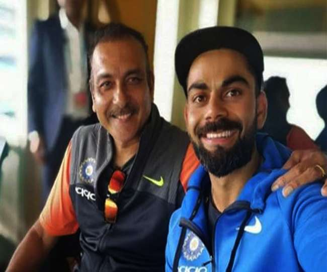 'Most of them are agenda driven': Virat Kohli hits out at critics of Ravi Shashtri